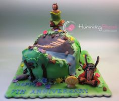 Food Ideas For An Emperor S New Groove Themed Party