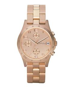 marc jacobs + rose gold = christmas wish list