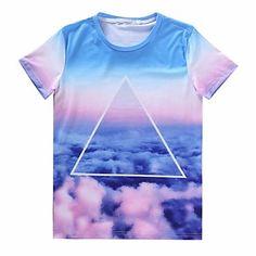 b0ccf16e52a5   21.99  Men s Europe Fashion Short Sleeves Print 3D T-Shirts