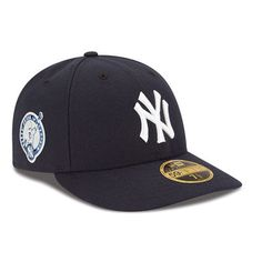 a41992564851d Men s New Era Derek Jeter Navy New York Yankees Number Retirement Low  Profile 59FIFTY Fitted Hat