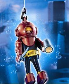 Playmobil Deep Sea Diver