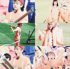 Baekhyunie - Idol Sport Championships