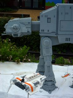 Lego Star Wars from Legoland