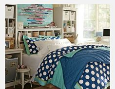 Great colors for girls bedrooms!