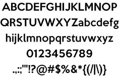 Keep Calm Med font by K-Type - FontSpace
