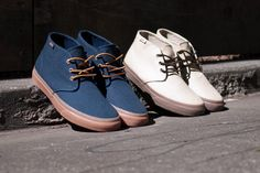 Vans California Chukka Decon Gum Pack | Hypebeast~why don't they make these for girls???