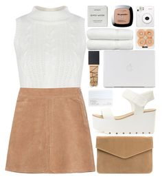 """barely there (top set)"" by charli-oakeby ❤ liked on Polyvore featuring See by Chloé, Fuji, Linum Home Textiles, NARS Cosmetics, Byredo, L'Oréal Paris, contest, happy, love and featureme"