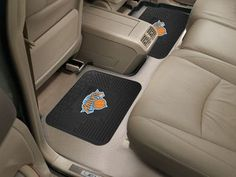NCAA Officially licensed University of Alabama at Birmingham 2 Utility Mats Boast your team colors with backseat Utility Mats by Sports Licensing Solu Rubber Floor Mats, Rubber Flooring, Car Mats, Car Floor Mats, Iowa Hawkeyes, Kansas Jayhawks, Oklahoma Sooners, Texas Longhorns, Arkansas Razorbacks
