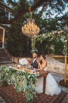 Allan House — Austin Wedding Blog - The Allan House