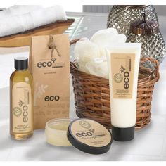 ON SALE!! Eco-Nomy Bath Basket. Time And Place Gifts.