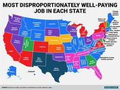 22 maps that explain america