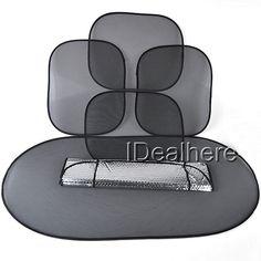 car window shade - http://www.amazon.com/Windshield-Harmful-Keeping-Vehicle-Mustang/dp/B00WB209CO/