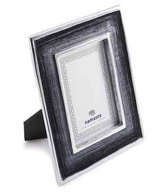 Fairtrade Recycled Aluminium Grey Photo Frame £16.00