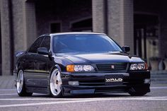 TOYOTA CHASER GX/JZX100 SPORTS LINE (via http://www.wald.co.jp )