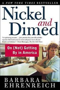 Nickel and Dimed, by Barbara Ehrenreich. 2010 (#8). Reasons: drugs, inaccurate, offensive language, political viewpoint, religious viewpoint.