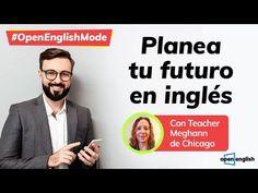 Open English - Clases Gratis de inglés- En vivo - YouTube Chicago, English, Youtube, Fictional Characters, English Class, Future Tense, English Language, Fantasy Characters, Youtubers
