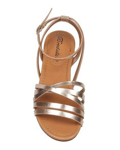 dbf146670f4 Steve Madden Womens Swizzle Leather Open Toe Casual Strappy Sandals ...