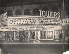 Towers Theater, Camden, NJ