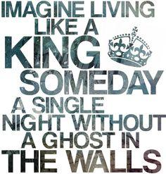 King For A Day- Pierce The Veil featuring Kellin Quinn <3