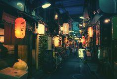 Les sublimes photos du Tokyo nocturne de Masashi Wakui | Le Bonbon
