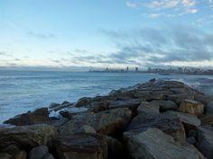 Mar Del Plata Beach, Water, Outdoor, World, Mar Del Plata, Argentina, Viajes, Gripe Water, Outdoors