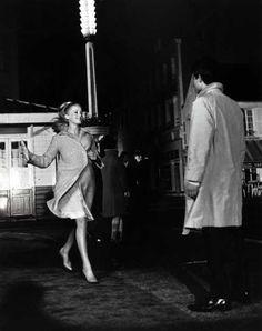 Catherine Deneuve & Nino Castelnuovo in Les parapluies de Cherbourg