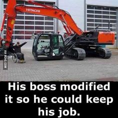 The fact that his boss did this for him....kind and caring people do still exist😊😊