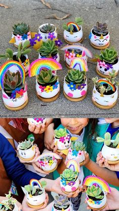 Crafts Make these cute DIY Unicorn Planters and get our printable Earth Day unicorn template! Craft Projects For Kids, Diy Crafts For Kids, Fun Crafts, Activities For Kids, Art Projects, Preschool Crafts, Earth Day Projects, Earth Day Crafts, Planet Crafts