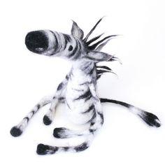 Zebra by fingtoys, via Flickr