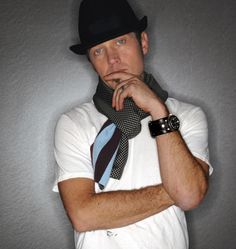 TobyMac. Been one of my favorite Christian artists since the Portable Sounds album. His WinterJam performance was really good! I got a big tobymac poster for my wall, and an Eye on It wristband :)