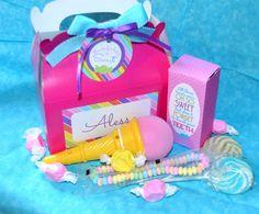 Alessa's Candyland Celebration | CatchMyParty.com