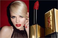 YSL Rouge Pur Couture Vernis-a-Levres