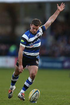 George Ford Photos: Bath Rugby v Wasps - Aviva Premiership