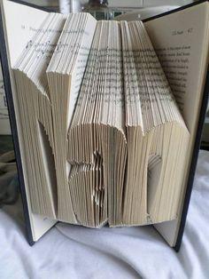 Nan Book Folding Pattern by CraftyHana on Etsy £2.50