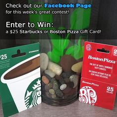 Like giveaways? Head over to our Facebook page for details on our current contest!   Facebook.com/Islandddeal Fundraisers, Vancouver Island, Coconut Water, Giveaways, Starbucks, Tasty, Facebook, Gifts, Presents