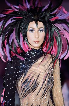 A Look Back at Cher's Most Iconic Hairstyles