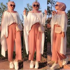 Muslim Women Fashion, Modern Hijab Fashion, Modesty Fashion, Stylish Hijab, Casual Hijab Outfit, Cute Skirt Outfits, Classy Outfits, Casual Outfits, Celebrity Fashion Outfits