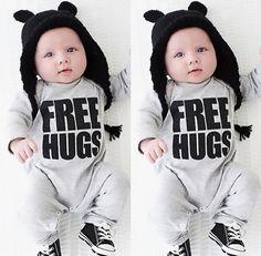 2016 Bebés Varones Recién Nacidos Ropa Del Mameluco Caliente de Manga Larga Mamelucos Del Bebé Del Mono Trajes NUEVOS en de en AliExpress.com | Alibaba Group