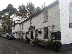 The New Inn, Veryan, The Roseland Peninsula, Cornwall