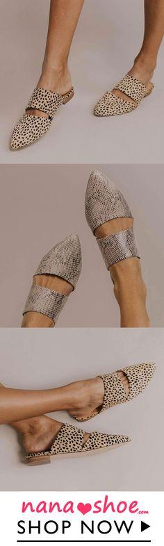 4bf20d433 Las 81 mejores imágenes de Zapatos planos de punta
