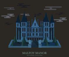 Harry Potter Locations, Harry Potter Places, La Saga Harry Potter, Harry Potter Universal, Harry Potter Fandom, Drarry, Dramione, Draco Malfoy, Slytherin