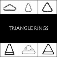 DButtonshop's Product #Chapter5 #Rings #Loops #Series #ComingSoon #ItemName Casting Triangle Ring and Metal Triangle Ring #RawMaterialAvailable Zinc Alloy and Steels #ThePrice of these products is based on : The #Thickness of Raw Material, #Size length inside and width inside of these products, and #Colouring Type. #AvailableCustomLogo Just from Zinc Alloy Material.#MinimumOrderQuantity 7.200 Pcs #CustomSize #ContactUs #Whatsapp +6285222488486 #AksesorisGarment #GarmentAccessories #RingBesi…