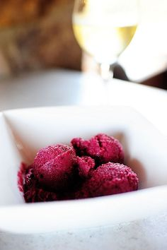 Cherry Sherbet