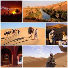 taghit Algerien sahara