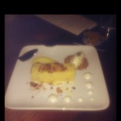Lemon-Thyme Cake from Armsby Abbey - 2/10/2012