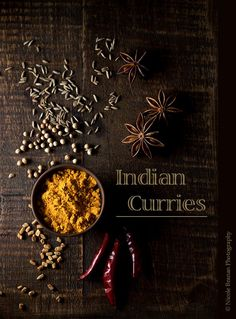 Next up: Thai and Indian Curries - The Spice Train