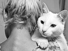 "Anja Konstantinova   40 Top Models With ""Fashionable"" Tattoos"