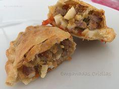 Cocina Mientras lo Inventas: DESAFÍO ESPECIAL JUNIO 2015 - EMPANADAS CRIOLLAS