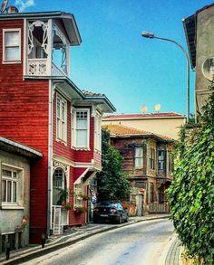 Tarihi Anadolu Evleri İSTANBUL #eBs1903