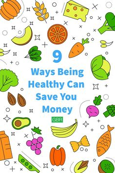 9 Ways Being Healthy Can Save You Money | At Oak Tree, we provide compliant forms and disclosures to credit unions. Visit www.OakTreeBiz.com for most details.